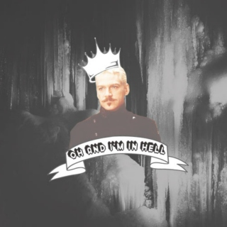 oh, and i'm in hell (a mix for prince hamlet)