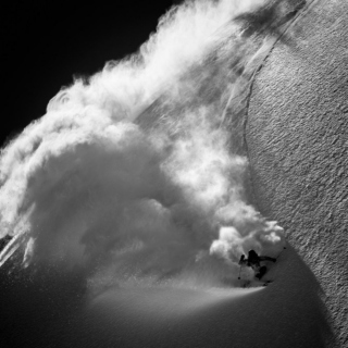 fluffy silky powder days