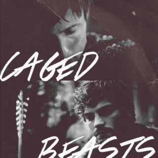 caged beasts