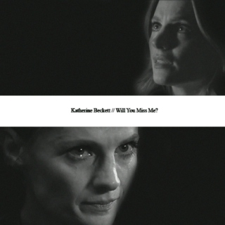 Katherine Beckett // Will You Miss Me?