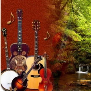 Bluegrass Heaven Mix #1