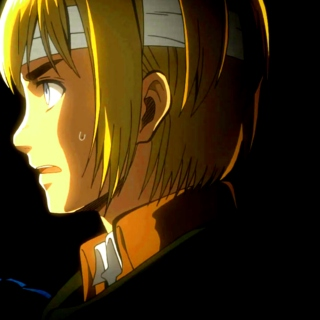 ♥ armin: i want to see the world.