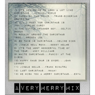 A Very Merry Mix