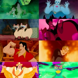 Disney villains sure know how to sing