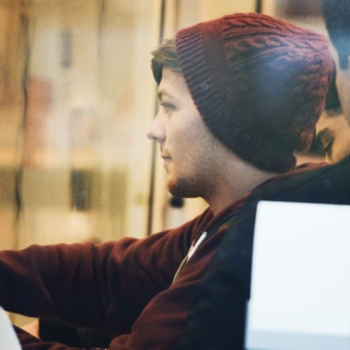 Driving with Tommo.