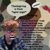 Thanksgiving is Bunk (Part 1)