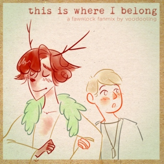 Fawnlock - This Is Where I Belong