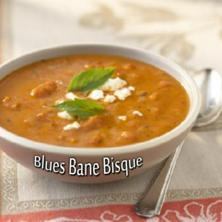 Blues Bane Bisque