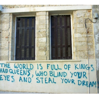 Blinded Eyes and Stolen Dreams