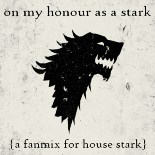 on my honour as a stark