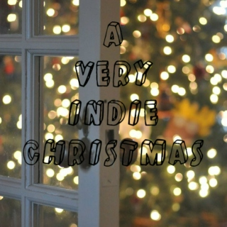 a very indie christmas mix