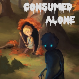 Consumed alone