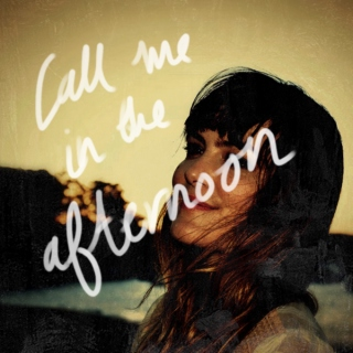 call me in the afternoon