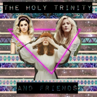 The Holy Trinity & Friends