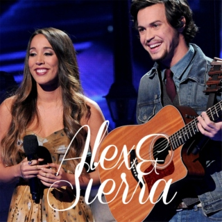 Updated: Alex & Sierra Shipper