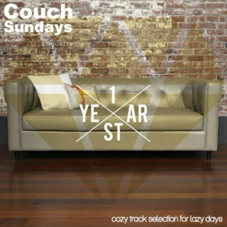 Couch Sundays #32 // Anniversary edition