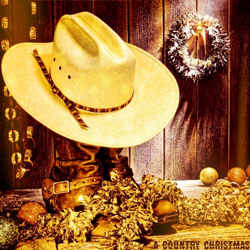 play country music christmas