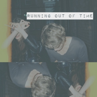 running out // of time