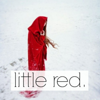 little red.