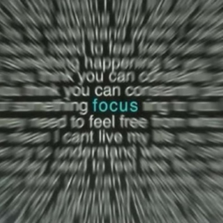 Focus Focus Focus: Audio Adderall