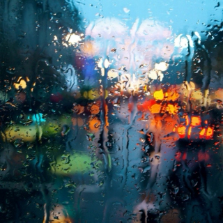 Crackling Fires and Rain Droplets