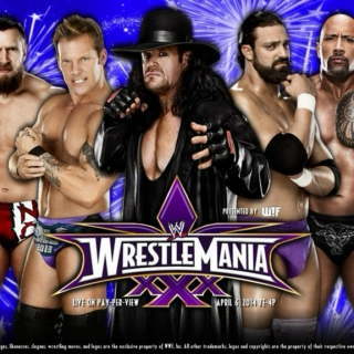Official Wrestlemania XXX Playlist