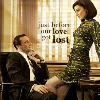 just before our love got lost - megan/don fanmix - mad men
