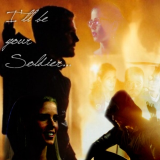I'll be your soldier...
