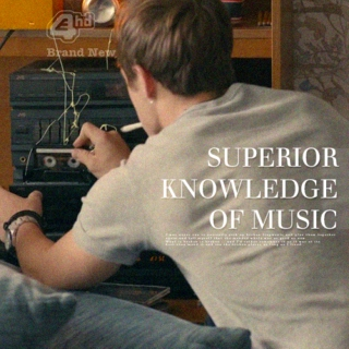 Superior knowledge of music; A MMFD Fanmix.