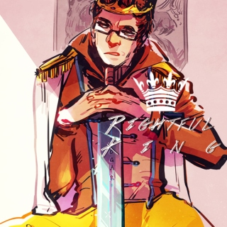 RIGHTFUL KING. ♔