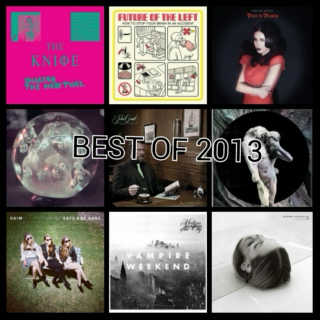 TOP 30 Albums Of 2013