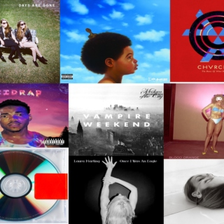 The Top 25 Songs of 2013…According to Me