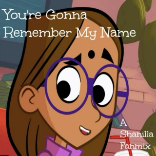 You're Gonna Remember My Name