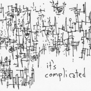it's complicated?