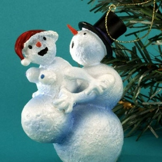 Anatomically Correct Snowman