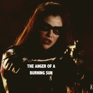 The Anger of a Burning Sun