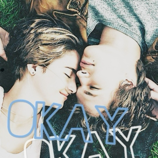 Maybe 'okay' will be our 'always""