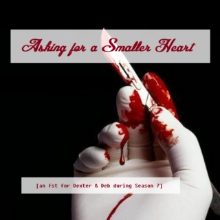 """Asking for a Smaller Heart"""