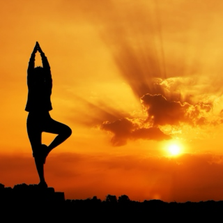 Warm & Relaxing Yoga Time