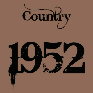 1952 Country - Top 20