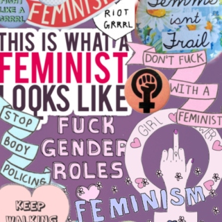 feminism is cool