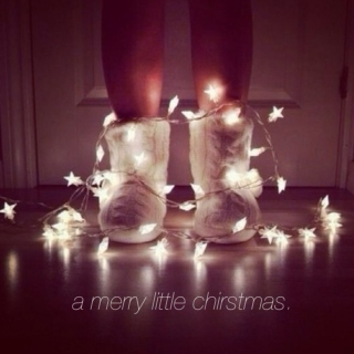 from the heart : a merry little christmas mix.