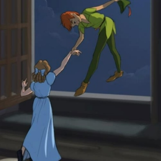 Peter Pan & Wendy Darling