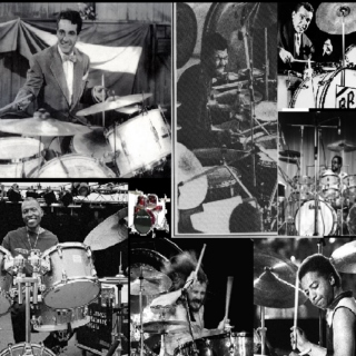 Passionate Percussion Mix #1: Dynamic Drummers!
