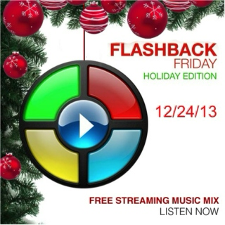 Flashback Friday - Ho Ho Ho Holiday Edition - 12/24/13 - SugarBang.com