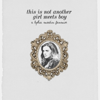 This is not another boy meets girl.