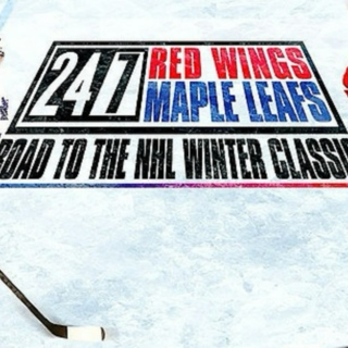 HBO's 24/7 Red Wings/Maple Leafs Part 2