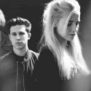 London Grammar: covers & live songs.