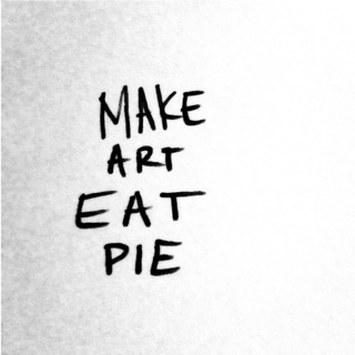 Make Art, Eat Pie