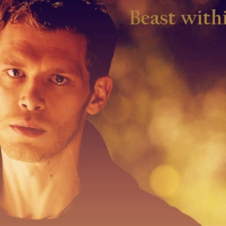 Klaus Mikaelson Beast Within